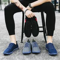 2018春夏季网鞋透气男鞋网布鞋跑步鞋运动鞋男士休闲鞋夏季男鞋