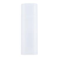 晨光(M&G)简系列透明磨砂白笔盒笔筒学生收纳盒 单个装