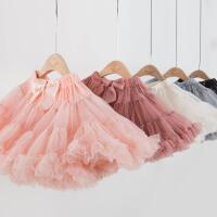 [限时3折价:89.1]戴维贝拉秋季新款女童短裙 公主裙半身纱裙DB7397
