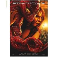 原装正版 经典纪录片 科幻电影 蜘蛛侠2(2DVD9)