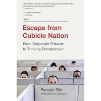 【预订】Escape from Cubicle Nation: From Corporate Prisoner