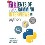 【中商海外直订】Elements of Programming Interviews in Python: The I