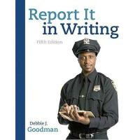 【预订】Report It in Writing