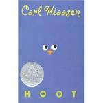 【全新直发】Hoot Carl Hiaasen(卡尔・希尔森) 9780375821813 Alfred A. Kno