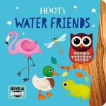 英文原版Hoot's Water Friends