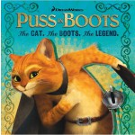 The Cat, the Boots, the Legend(Book+CD) 穿靴子的猫(书+CD)97814424