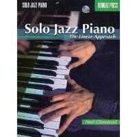 【预订】Solo Jazz Piano: The Linear Approach [With CD