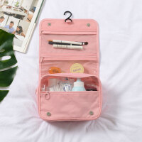 旅行洗漱包便携式化妆包大容量防水出差旅游用品套装洗浴包收纳袋