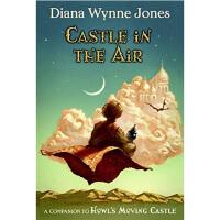 【中商原版】空中城堡 Castle in the Air 哈尔的移动城堡系列第二部 英文原版Howl's moving