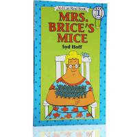 英文原版An I Can Read: Mrs. Brice's Mice 汪培�E一阶段