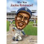 【预订】Who Was Jackie Robinson?
