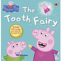 Peppa Pig: Peppa and the Tooth Fairy 粉红猪小妹:牙仙子【英文原版童书 小猪佩奇系