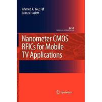 【预订】Nanometer CMOS Rfics for Mobile TV Applications