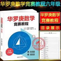 华罗庚数学竞赛教程六年级一题一练掌握解题方法一题多解培养数学思想小学数学竞赛解题教程