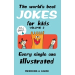 【中商原版】给孩子的笑话绘本2 英文原版 The World's Best Jokes for Kids Volume