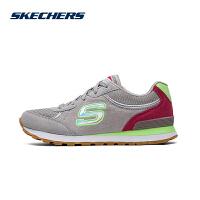 【限时抢】skechers斯凯奇 女士复古运动鞋 绑带休闲鞋 141