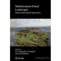 【预订】Mediterranean Island Landscapes: Natural and Y978904817