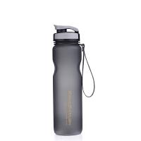 运动太空杯郊游健身跑步水壶大容量塑料户外旅行学生水瓶夏季外出带水杯子 1000ml
