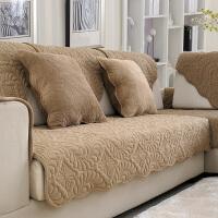 沙发垫布艺简约现代组合沙发套
