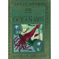 【预订】Animals of the Ocean, in Particular the Giant Squid