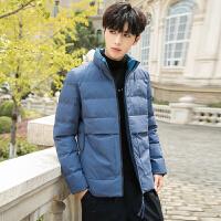 冬季新款棉衣工装韩版男潮流羽绒棉服帅气学生休闲宽松棉袄外套