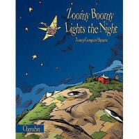 【预订】Zoomy Boomy Lights the Night: Zoomy Conquers