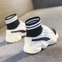 儿童帆布鞋2018新款秋潮宝宝童鞋女童男童韩版百搭运动小童小白鞋