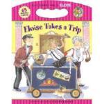 【预订】Eloise Takes a Trip [With 65 Reusabale Stickers]