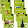 英文原版绘本Oxford Dragonfly Readers Level 2 Yellow 牛津蜻蜓系列分级阅读6册儿童启蒙图画故事书18个故事7-8-9-10岁课外读物