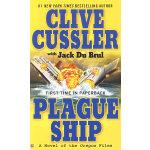 PLAGUE SHIP 天灾之船 英文原版