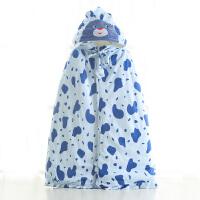 婴儿披风斗篷秋冬季款新生幼儿童宝宝男女外出服披肩