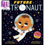 【中商原版】未来之星:宇航员Future Baby:Future Astronaut 儿童科普 亲子英语 活动卡片 5