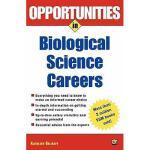 【预订】Opportunities in Biological Science Careers