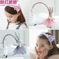 韩国儿童发箍头饰公主女童超萌可爱甜美防滑头箍发卡发饰韩版女孩