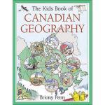 【预订】The Kids Book of Canadian Geography