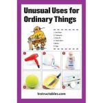 【预订】Unusual Uses for Ordinary Things: 250 Alternative