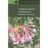 【预订】Mapping Species Distributions: Spatial Inference and