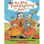 【预订】The Best Thanksgiving Ever!