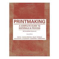 【预订】Printmaking is a practical and comprehensive guide to pr