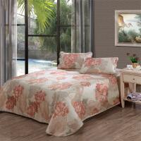 【暑期清凉季 爆款直降】富安娜家纺 原创设计冰凉舒爽夏季床单式凉席 1.8米床适用