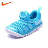 耐克童鞋专柜正品毛毛虫夏季新款跑步鞋男女童运动鞋 343938 417