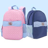 小学生书包女孩1-3-4-6年级儿童书包双肩包男小学生轻