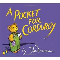 小熊可可的口袋(平装) A Pocket for Corduroy