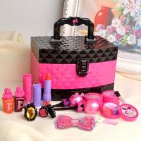 儿童化妆盒指甲油儿童化妆品女孩公主彩妆盒