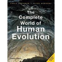 【预订】The Complete World of Human Evolution