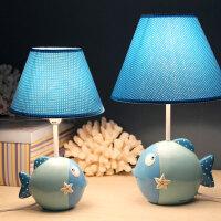 台灯卧室床头灯儿童房调光LED动物卡通创意礼物