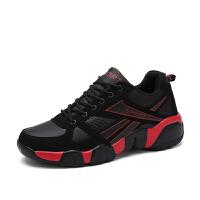 秋季初中生运动男鞋子青少年大童学生旅游鞋男孩板鞋