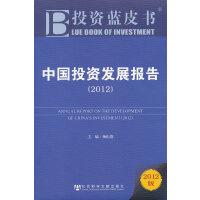 中国投资发展报告(2012)