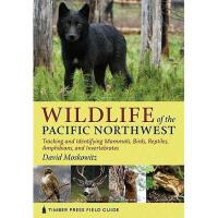 【预订】Wildlife of the Pacific Northwest: Tracking and