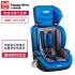 【支持礼品卡】好孩子小龙哈彼(Happy dino)儿童汽车安全座椅LCS906 约9个月-12岁 9-36KG适用